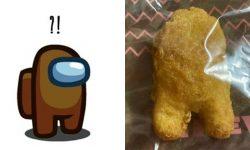 Nugget de pui vândut cu 100 000 de dolari pe eBay. Ce are atât de special