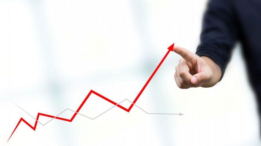 PIB-ul național a crecut cu 1,8% în primul trimestru al 2021. Importurile au crescut, în timp ce exporturile au scăzut