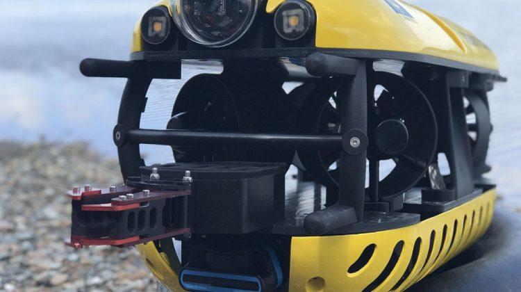 Primul sistem robotic de curățare a deșeurilor de pe fundul oceanelor se dezvoltă la Cluj. În septembrie încep testele