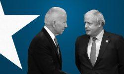 Joe Biden şi Boris Johnson caută să obţină un nou acord între SUA şi Marea Britanie. Ce presupune întâlnirea de azi