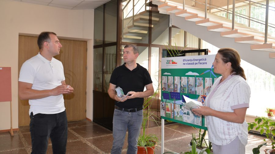 Sesiunea de informare continuă! Directorul adjunct AEE, Eugen Gîrlea, a vizitat Anenii Noi, Căușeni și Ștefan Vodă