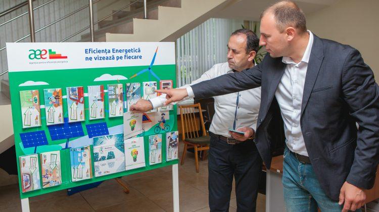 Campania de informare lansată de AEE: informații despre eficiența energetică, audit și achiziții eficiente