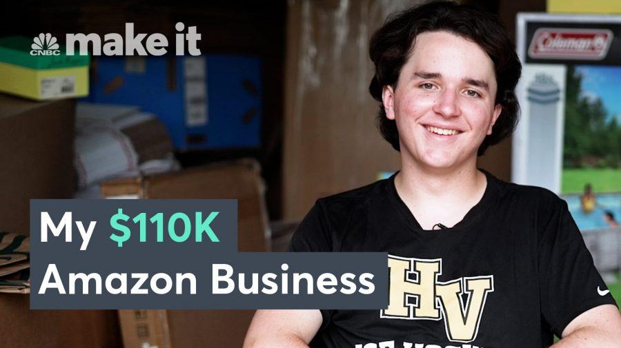 CEO la 16 ani! Băiatul care strâns aproape 2 milioane $ din vânzarea de console de jocuri pe Amazon