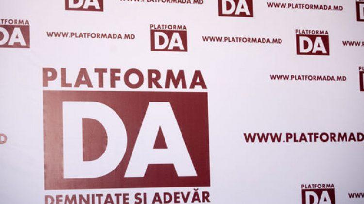 Schimbare de conducere a Platformei DA! Președintele și vicepreședinții și-au anunțat demisia