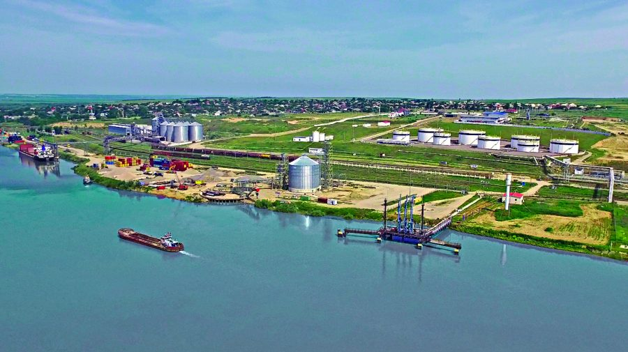 MEI susține poziția corectată a Guvernului cu privire la Portul Giurgiulești