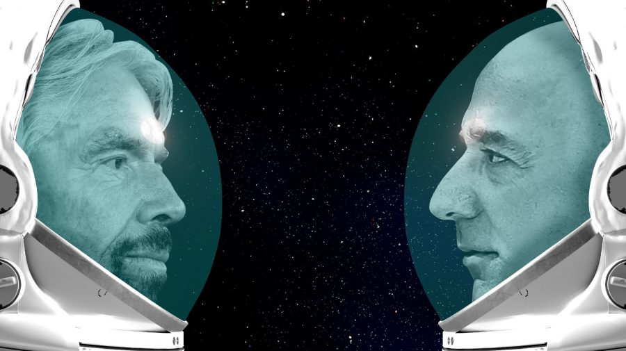 Diferența dintre zborurile lui Jeff Bezos și Richard Branson. Care vi s-a părut mai spectaculos?