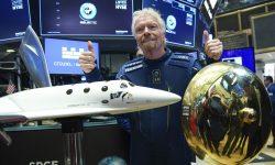 Virgin Galactic ar putea vinde acțiuni de 500 de milioane de dolari după zborul în spațiu. Ce vrea să facă cu banii