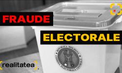 (VIDEO) Primele încălcări raportate de poliție în ziua alegerilor parlamentare anticipate
