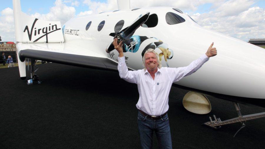 Cursa miliardarilor: Richard Branson anunță că va zbura în spaţiu pe 11 iulie, înaintea lui Jeff Bezos