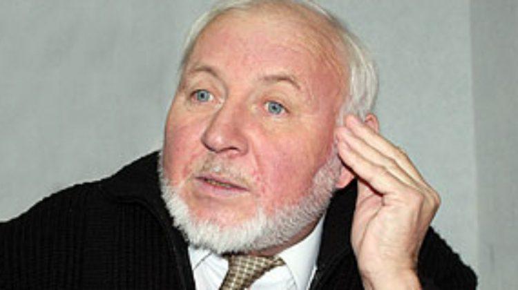 """(FOTO) Gheorghe Urschi a votat, mesajul emoționant transmis de artist: """"Hai Moldova să trăim mai bine"""""""