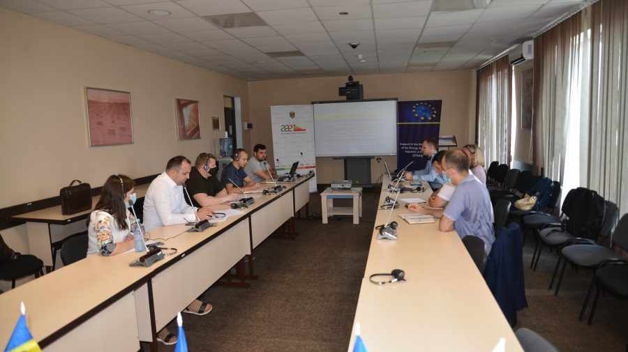 Audit energetic în Republica Moldova discutat cu experții STARS