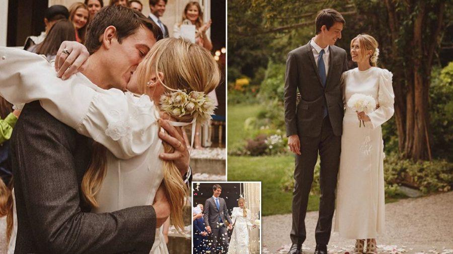 Fiul proprietarului LVMH și unuia dintre cei mai bogați oameni din lume, Alexandre Arnault s-a căsătorit