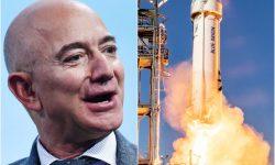 Bezos visează să ofere acces nelimitat oamenilor în cosmos: Să vezi Pământul din spațiu îți schimbă relația cu planeta