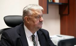 (Interviu) Rectorul USM, Igor Șarov: Astăzi universitatea este un centru stimulativ pentru idei și proiecte