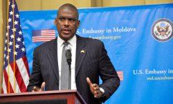 (VIDEO) Mesaj de adio al Ambasadorului SUA în Moldova, Dereck J. Hogan: Plec știind că relația noastră este puternică