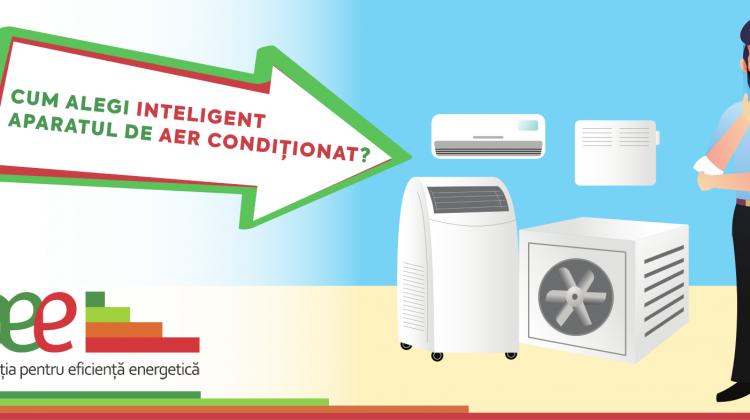 (VIDEO) Cum să alegem INTELIGENT aparatul de aer condiționat? Recomandări de la AEE