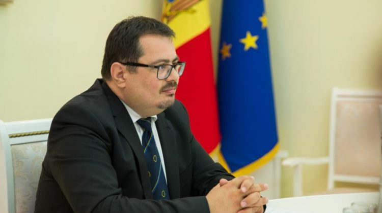 Michalko de pe scările Parlamentului: Așteptările din partea UE sunt mari pe domeniul procesului de reforme