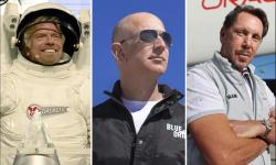7 miliardari cu hobby-uri super-scumpe: de la zborurile în spațiu a lui Bezos și submarine la kitesurf și meditație