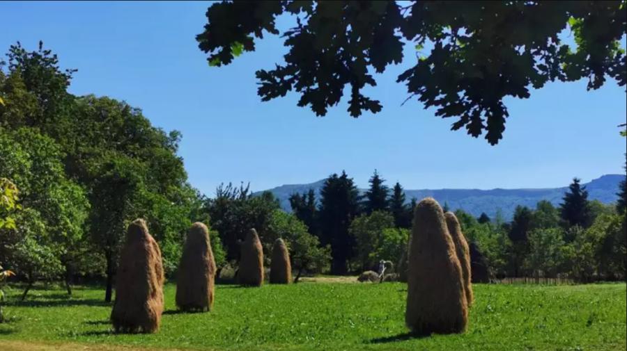 Un sat din România – în topul preferințelor turiștilor europeni. O lume rurală neschimbată de sute de ani