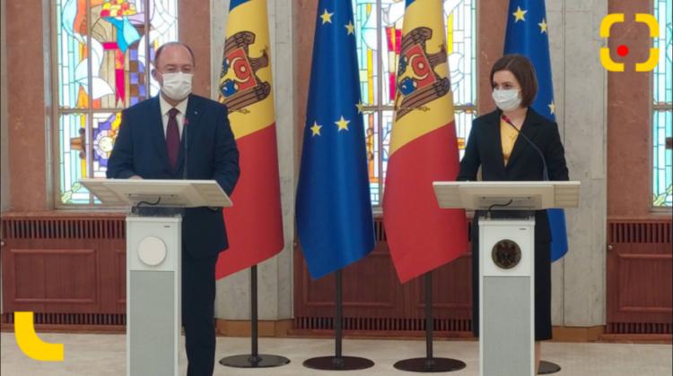 300 000 de euro din partea României pentru Moldova în scopul susținerii societății civile și a presei independente