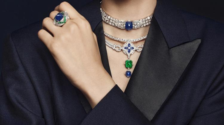 (FOTO) LUX și RAFINAMENT! Noua colecție de bijuterii Louis Vuitton este un omagiu adus fondatorului casei