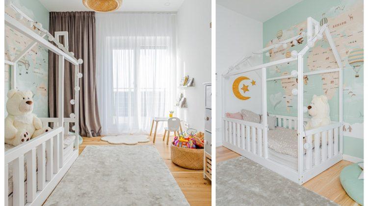 Sfaturi utile! Tot ce ai nevoie să știi despre amenajarea camerei copilului, de când se naște până în adolescență