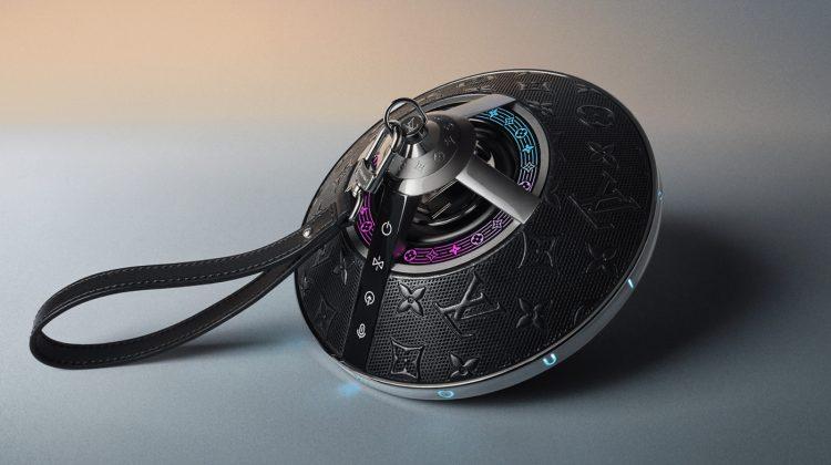 (VIDEO/FOTO) Mix dintre design și tehnologie: Louis Vuitton a creat o boxă ce costă 2.890 de dolari