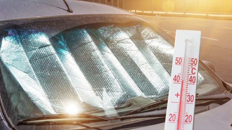 Atenție șoferi: recomandări pe timp de caniculă. Temperatura ridicată din mașină accentuează starea de oboseală