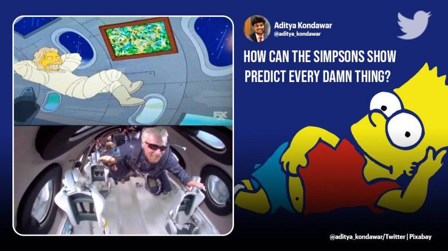 Călătoria spațială a lui Richard Branson a fost prezisă de Simpsons. Reacția Virgin Atlantic