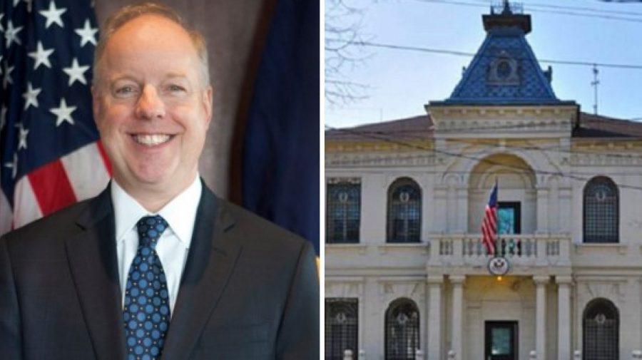 A fost numit noul ambasador al SUA în Republica Moldova. Cine este și ce funcții a ocupat anterior