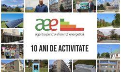 Agenția pentru Eficiență Energetică marchează 10 ani de activitate. Mesajul directorului, Alexandru Ciudin