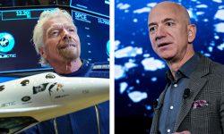 """Duș rece pentru Bezos și Branson: Guvernul american înăsprește regulile și spune că nu pot fi numiți încă """"astronauți"""""""