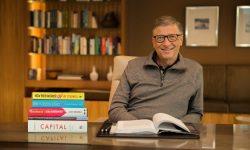 15 cărți care pot face pe oricine mai inteligent, potrivit lui Bill Gates