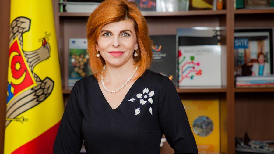 Rodica Verbeniuc demisionează din funcția de director Invest Moldova. Motivele personale pe care le-a invocat