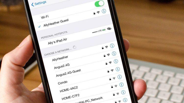 Atenție, utilizatori de iPhone-uri! Reţelele Wi-Fi îţi pot strica smartphone-ul: descoperirea experţilor