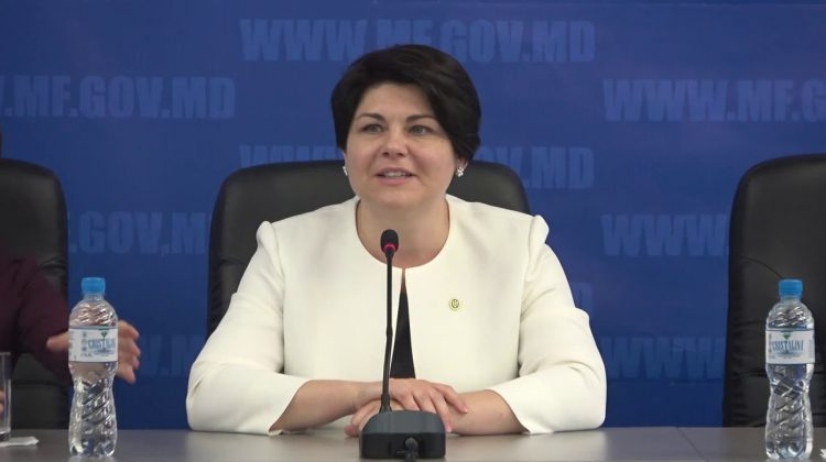 """Vor """"zbura primele capete""""! Natalia Gavriliță anunță primele demiteri"""