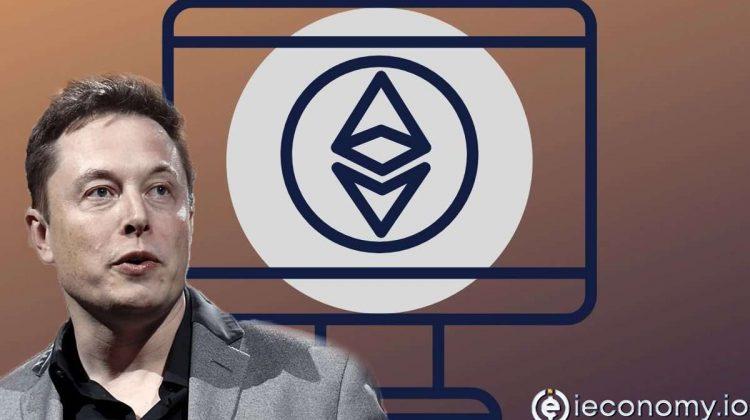 Elon Musk dă lovitura din nou: prețul Ethereum a crescut peste 2000 de dolari după ce a spus că a investit în el