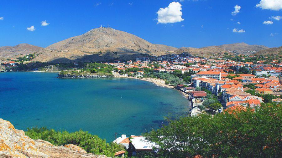 Insula care s-a transformat dintr-o zonă agricolă într-una dintre cele mai frumoase destinații turistice din Grecia