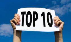 TOP-10 partide care au ajuns de cele mai multe ori în Parlament