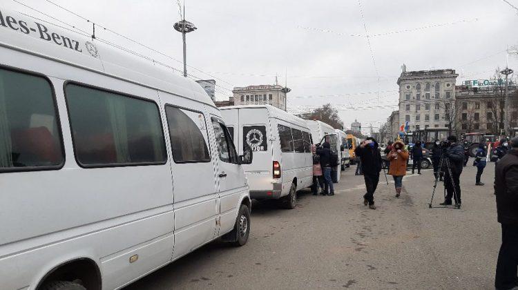 Transportatorii solicită autorităților să implementeze măsuri pentru redresarea sectorului după criza COVID-19