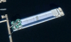 Imagini din satelit cu iahtul lui Kim Jong Un: lux și opulență, în timp ce Coreea de Nord se luptă cu foametea