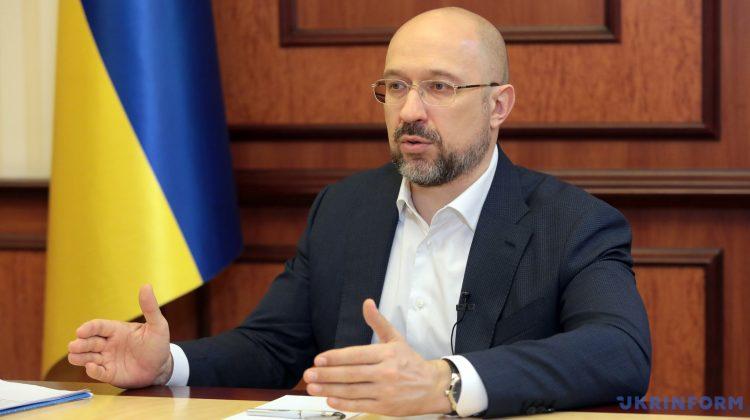 Maia Sandu l-a invitat în vizită pe Prim-ministrul ucrainean Denys Shmyhal. Când va sosi în Republica Moldova