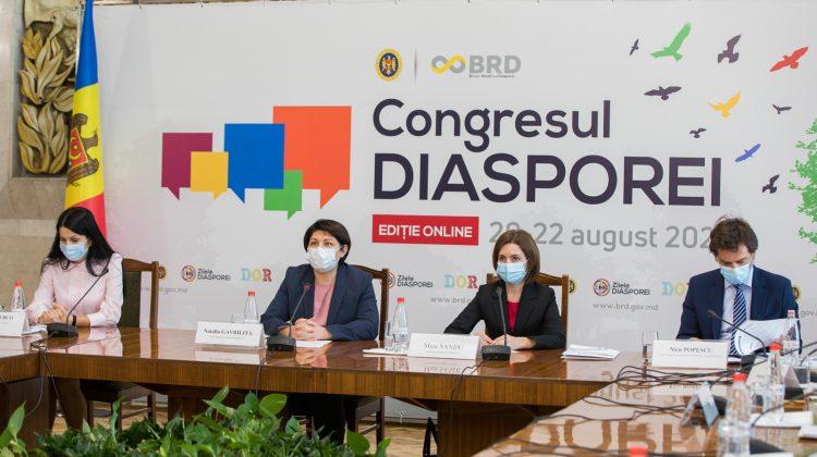 """Natalia Gavrilița: """"Vom continua implicarea oamenilor din diasporă în transformarea țării"""""""
