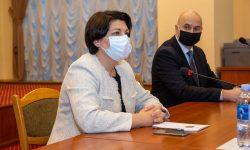 """Natalia Gavrilița, către Agenția Proprietății Publice: """"Ne dorim rezultate reale în eliminarea corupției"""""""