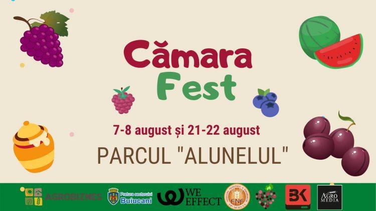 Să susținem producătorii autohtoni: Participă la ultimul târg Cămara Fest din această vară