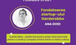 Startup-ul menit să diminueze conceptul fast fashion: Garderobbo creat de tânăra moldoveancă Ana Dodi