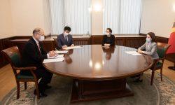 Mai aproape de țara soarelui răsare! Moldova și Japonia își propun intensificarea relațiilor bilaterale și economice