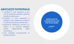 """A fost creată Asociația Companiilor Petroliere """"ACP"""". Scop și angajamente"""