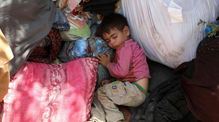 FOTO TRAGICE: Căderea Afganistanului – în imagini. Ultimile previziuni economice pentru țara acaparată