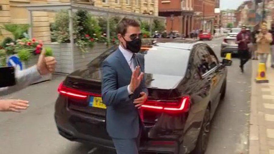 A fost furat BMW-ul lui Tom Cruise! Avea în mașină bunuri în valoare de zeci de mii de lire sterline